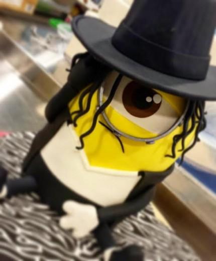 Michael Jackson Minion