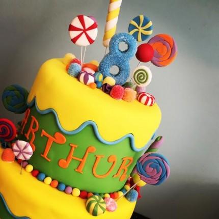 Arthur's Sweet Cake