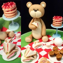 Teddy Bears Picnic Modelling