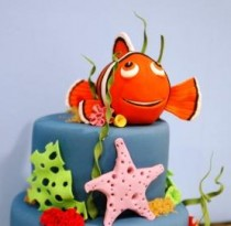 Finding Nemo Cake Course